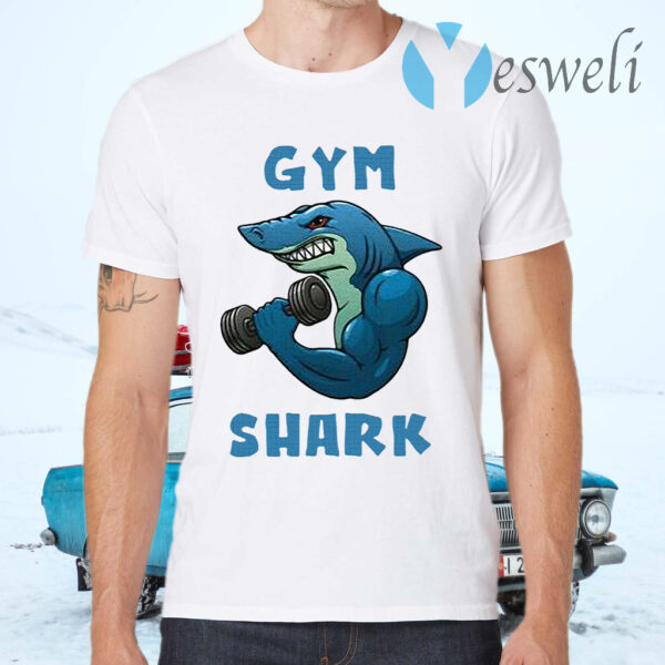 Gym Shark T-Shirts