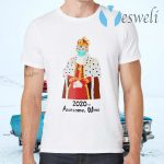 Hamilton Inspired King George 2020 Awesome Wow Novelty 11 Ounce T-Shirts