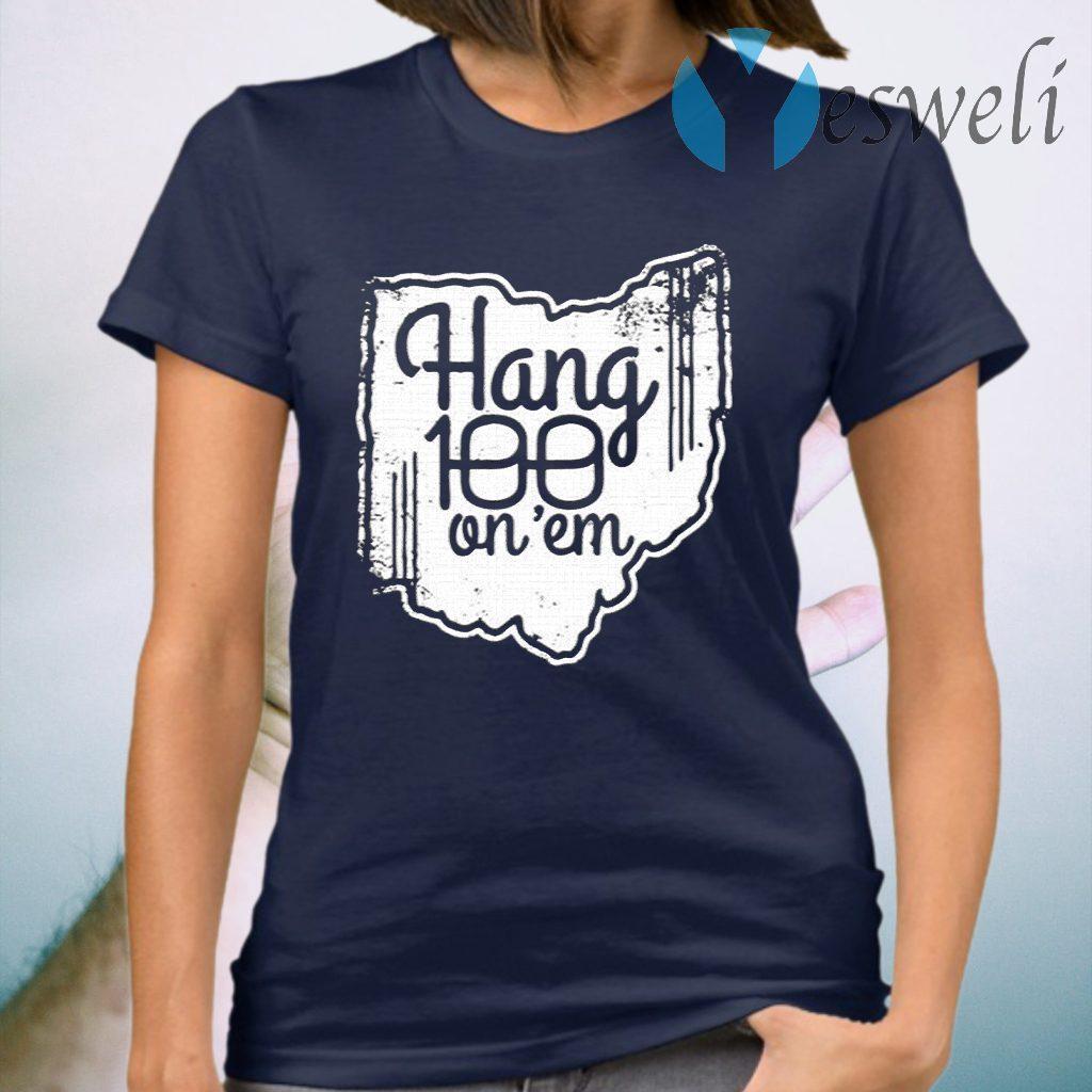 Hang 100 On Em T-Shirt