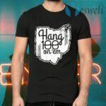 Hang 100 On Em T-Shirts