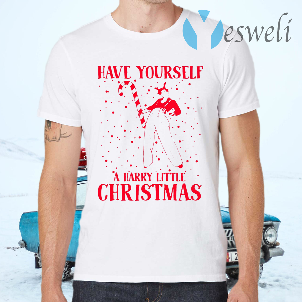 Have Yourself A Harry Little Christmas T-Shirts