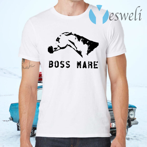 Horse boss mare T-Shirts