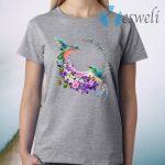 Hummingbirds Faith Hope Love T-Shirt