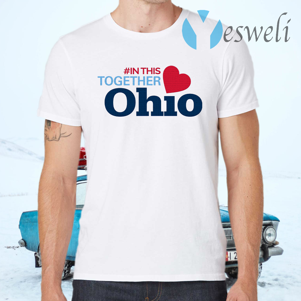 #In This Togerther Ohio T-Shirts
