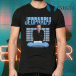 Jeopardy Alex Trebek T-Shirts