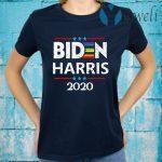 Joe Biden 2020 Kamala Harris Rainbow Gay Pride LGBT Election T-Shirt