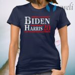 Joe Biden Kamala Harris 2020 Election Democrat Liberal T-Shirt