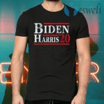 Joe Biden Kamala Harris 2020 Election Democrat Liberal T-Shirts
