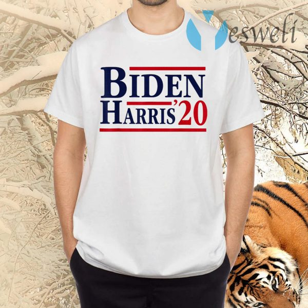 Joe Biden Kamala Harris 2020 Election Democrat USA T-Shirt