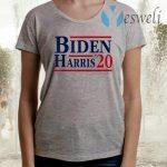 Joe Biden Kamala Harris 2020 Election Democrat USA T-Shirts