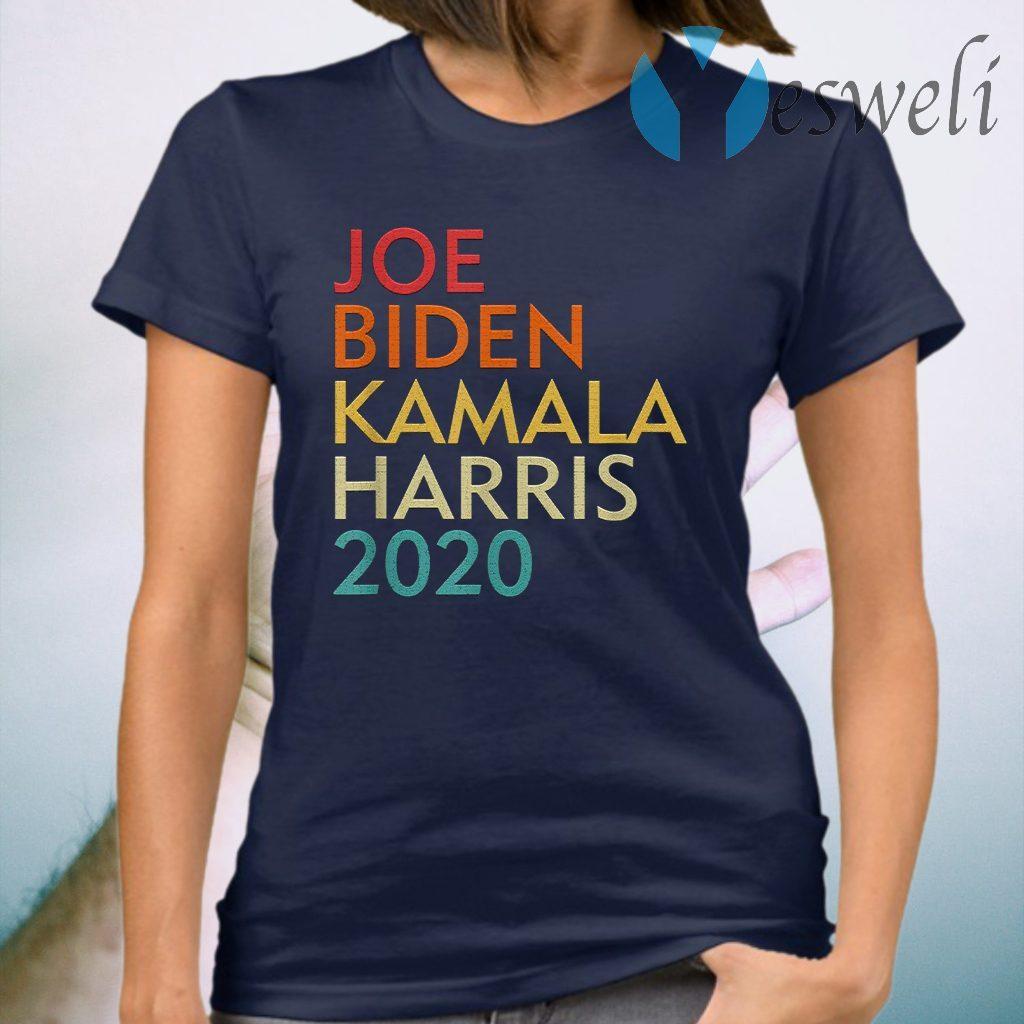 Joe Biden Kamala Harris 2020 Vintage Style T-Shirt