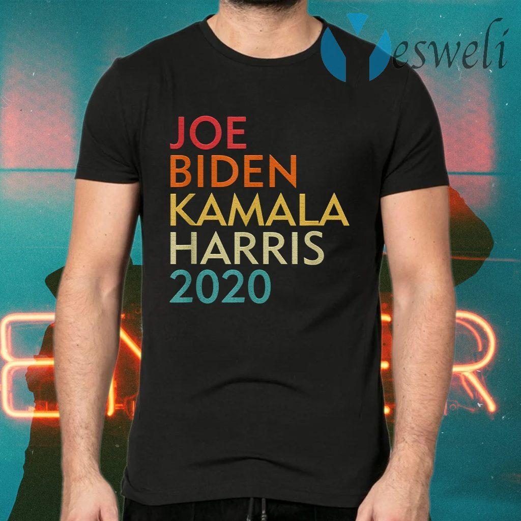 Joe Biden Kamala Harris 2020 Vintage Style T-Shirts