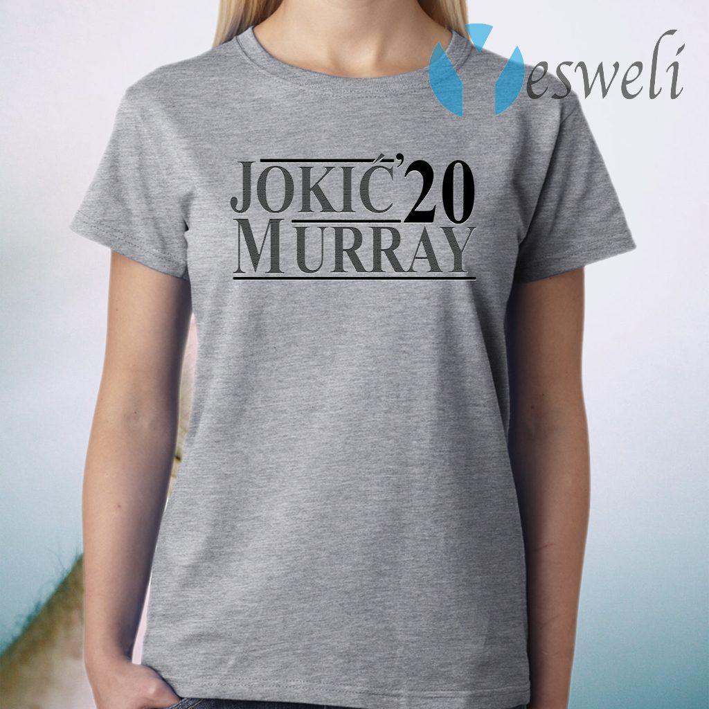 Jokic Murray 2020 T-Shirt
