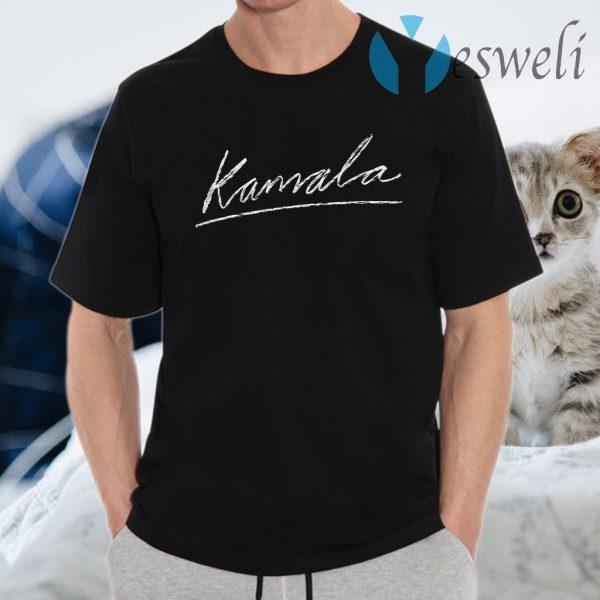 Kamala Black T-Shirts