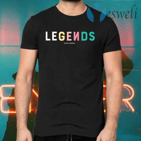 Legends Logo T-Shirts