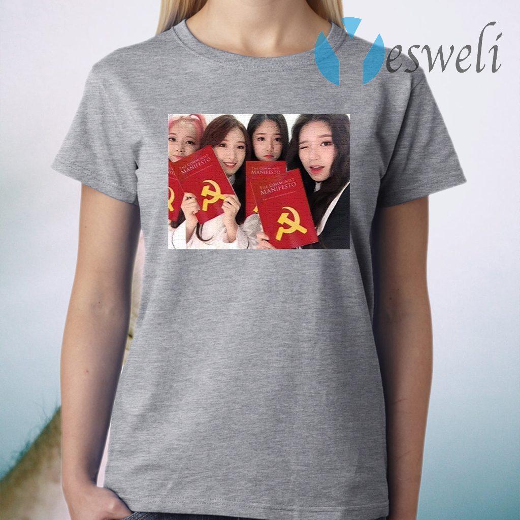 Loona The Communist Manifesto T-Shirt