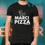 Marci Pizza T-Shirts