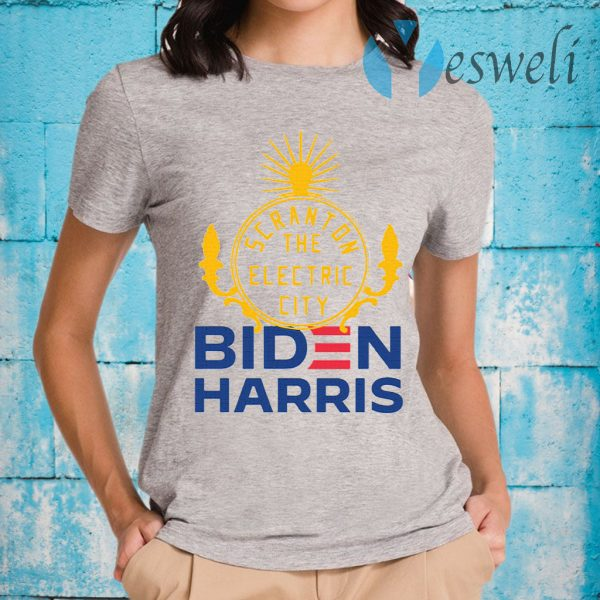 Marni Senofonte Scranton Electric City T-Shirts