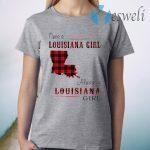 Once A Louisiana Girl Always A Louisiana Girl T-Shirt