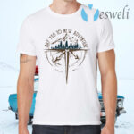 Say Yes To New Adventure T-Shirts