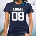 Scott The Woz Merch Anime 08 T-Shirt