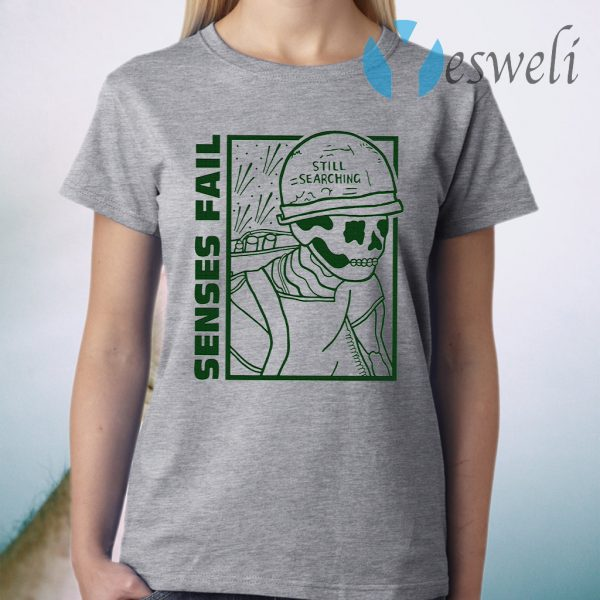 Senses fail T-Shirt