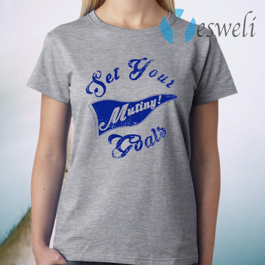 Set Your Goals Pennan T-Shirt