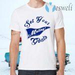 Set Your Goals Pennan T-Shirts