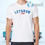 The LetsRun.com 20th Anniversary T-Shirts