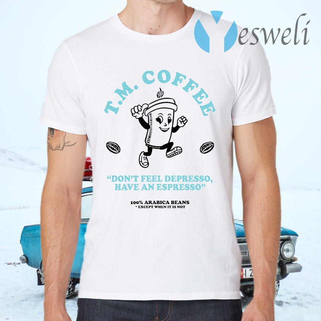 Tine maria T-Shirts