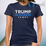 Trump For 2024 Vote For Trump 2024 Election T-Shirt