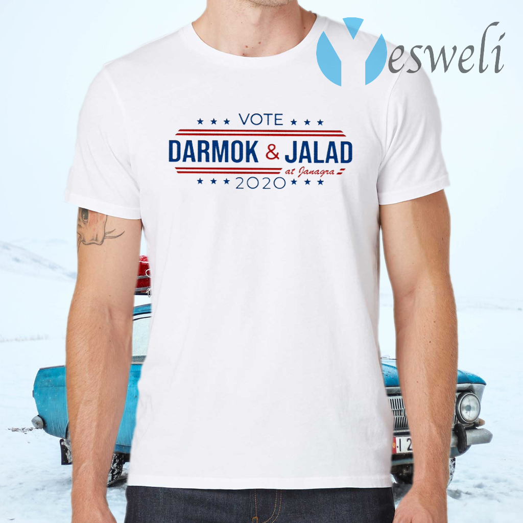 Vote Darmok And Jalad At Tanagra 2020 T-Shirts