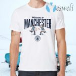 Welcome to manchester city T-Shirts
