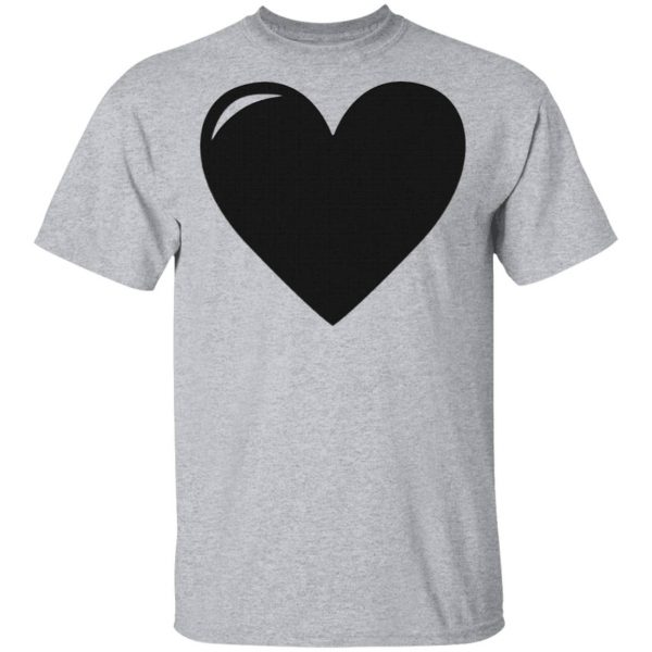 Black Heart T-Shirt