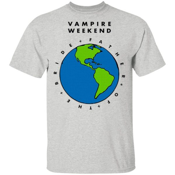 Father Of The Bride Tour 2019 Vampire Weekend Youth Kids T-Shirt