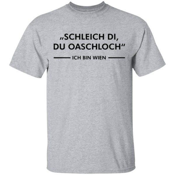 Schleich di du Oaschloch T-Shirt