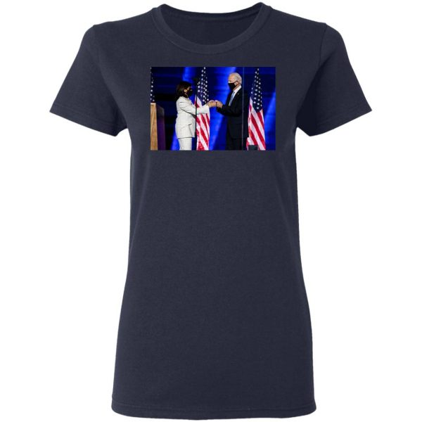 Victory Fist-Bump T-Shirt