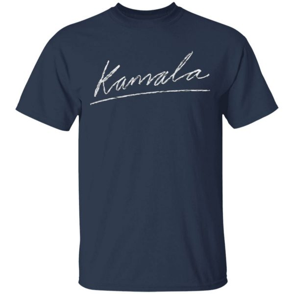 Kamala Black T-Shirt