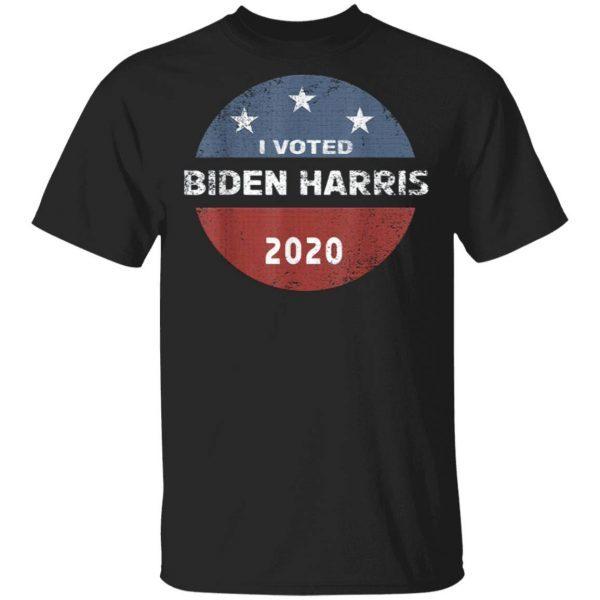 I Voted For Biden Harris 2020 T-Shirt