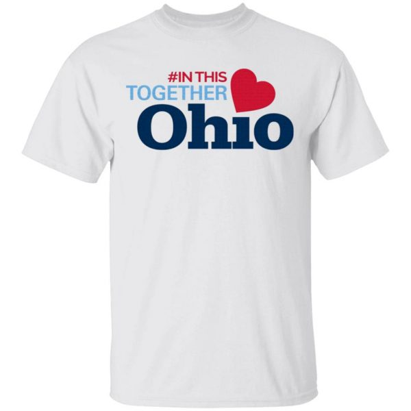 #In This Togerther Ohio T-Shirt