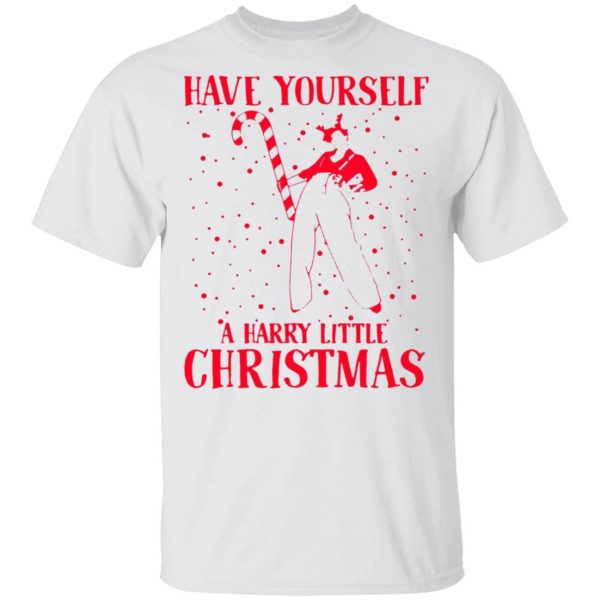 Have Yourself A Harry Little Christmas T-Shirt