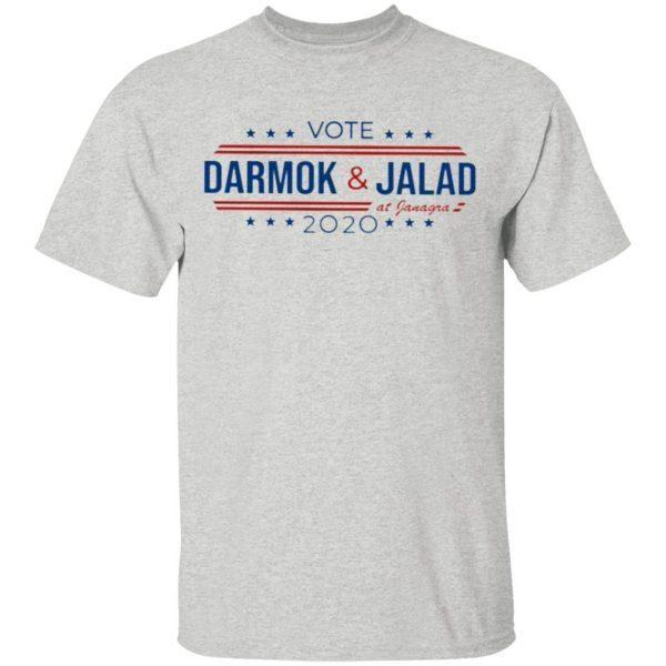 Vote Darmok And Jalad At Tanagra 2020 T-Shirt