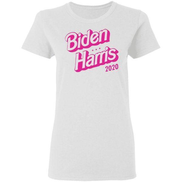 Biden Harris 2020 Pink T-Shirt