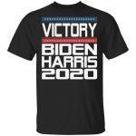 Victory Biden Harris 2020 US Election Celebration T-Shirt