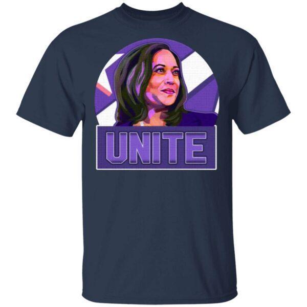 Unite Kamala Harris AKA 2020 Mr Vice President I'm Speaking Art Election Biden Harris T-Shirt