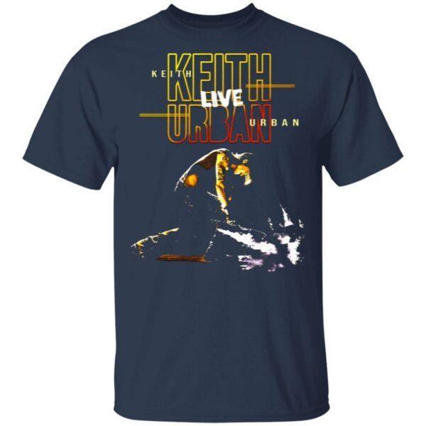 Keith Urban Band TOUR 2020 Guitar Smash T-Shirt