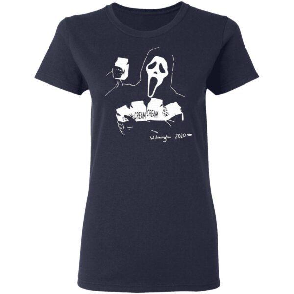 2020 Scream 5 Star Reveals T-Shirt