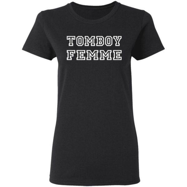 Tomboy femme T-Shirt