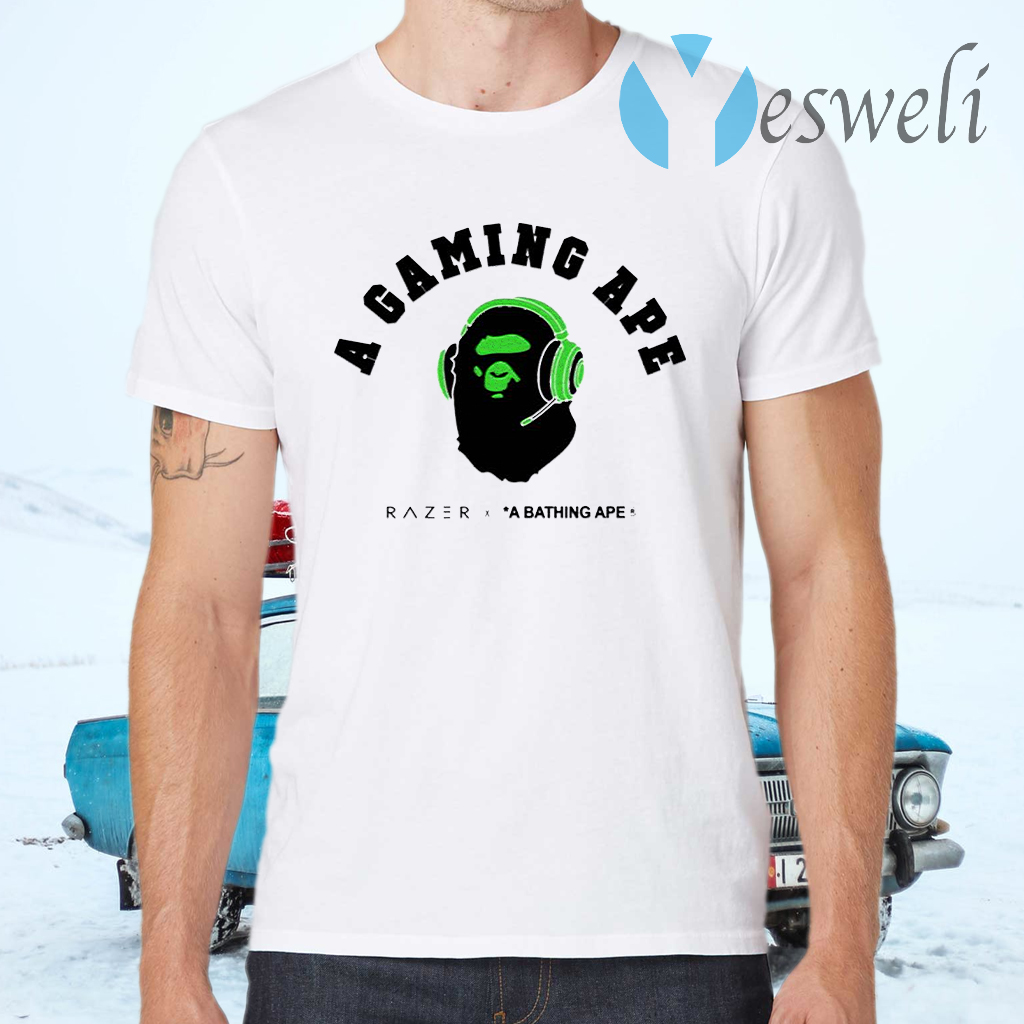 A Gaming Ape T-Shirts