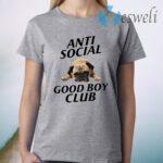Anti Social Good Boy Club T-Shirt